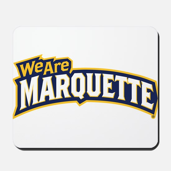 We Are Marquette Mousepad
