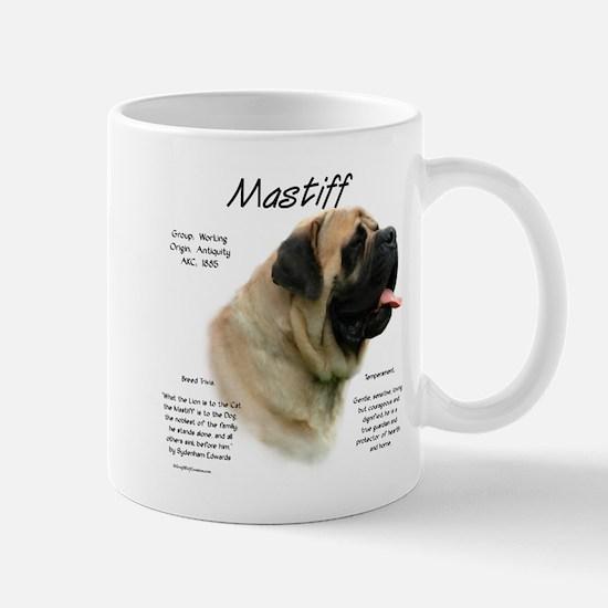 Mastiff (fawn) Mug