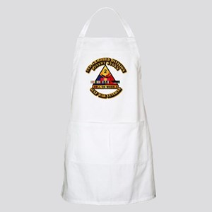 Army - DS - 2nd AR Div Apron