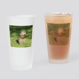 Moochie! Drinking Glass