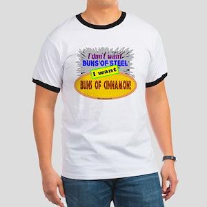 Buns Of Cinnamon-Ellen DeGeneres/t-shirt Ringer T