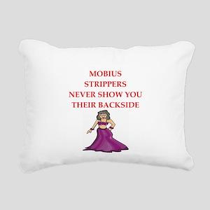 MOBIUS2 Rectangular Canvas Pillow