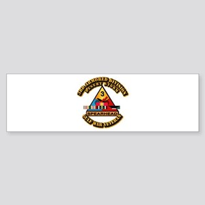 Army - DS - 3rd AR Div Sticker (Bumper)