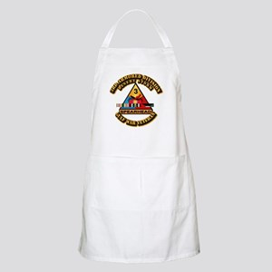 Army - DS - 3rd AR Div Apron