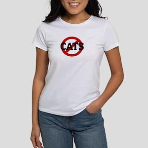 Anti CATS Women's T-Shirt