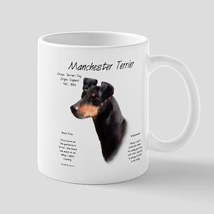Manchester Terrier 11 oz Ceramic Mug