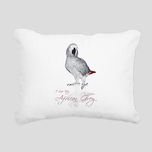 africangreygifts Rectangular Canvas Pillow