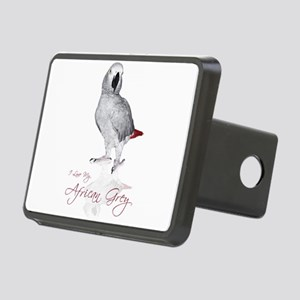 africangreygifts Rectangular Hitch Cover