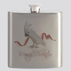 merry cockatoo Flask