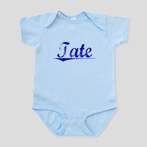 Tate, Blue, Aged Infant Bodysuit