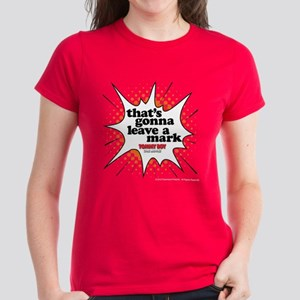 Leave a Mark Women's Dark T-Shirt