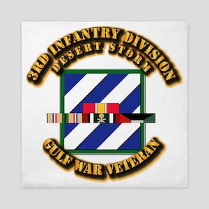 Army - DS - 3rd INF Div Queen Duvet