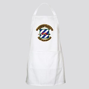 Army - DS - 3rd INF Div Apron