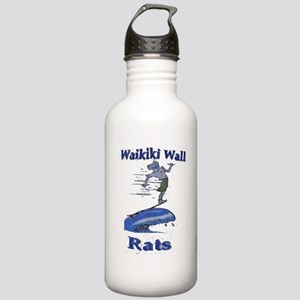 Old School Wall Rats Stainless Water Bottle 1.0L