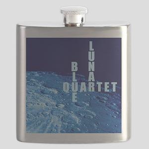 BLQ Album Art Flask