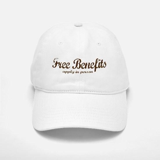 Friends with Benefits Baseball Baseball Cap