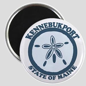 Kennebunkport ME - Sand Dollar Design. Magnet