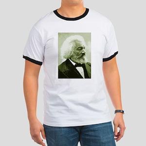 """Frederick Douglass """"Agitate!"""" Ringer T"""