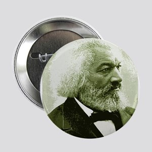 "Frederick Douglass ""Agitate!"" Button"