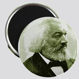 "Frederick Douglass ""Agitate!"" Magnet"