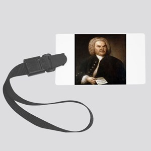 bach Large Luggage Tag