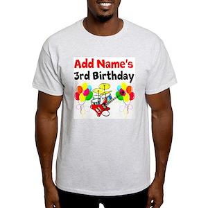 3rd Birthday T Shirts