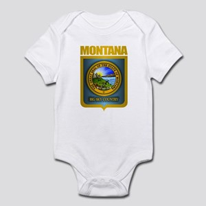 Montana Seal (back) Infant Bodysuit