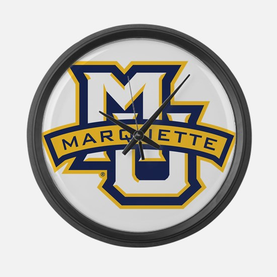 Marquette MU Large Wall Clock