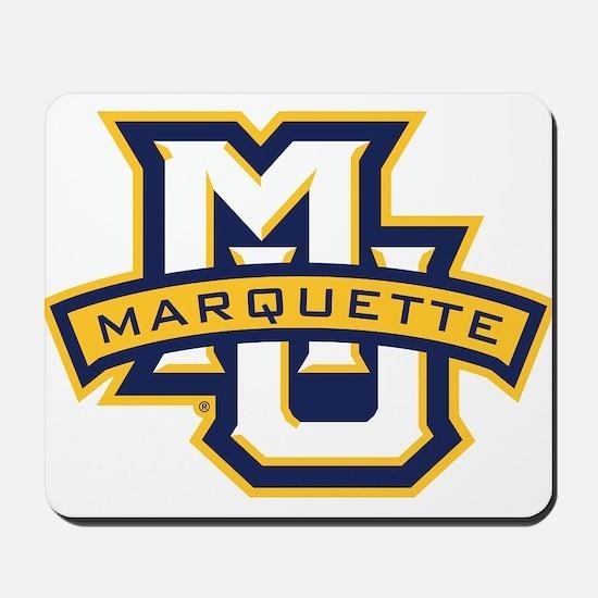 Marquette MU Mousepad