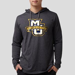 Marquette MU Mens Hooded Shirt