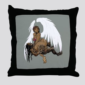 OhRiginal Destroyer Throw Pillow
