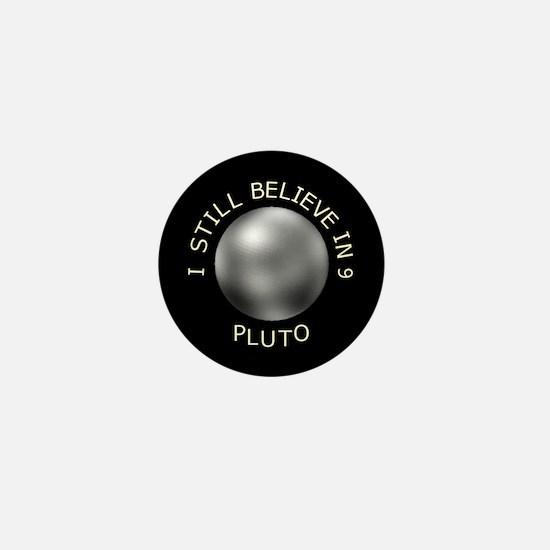 Believe In Nine Mini Button