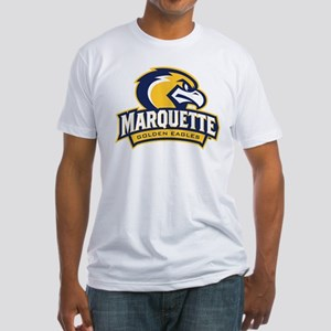Marquette Eagle Fitted T-Shirt