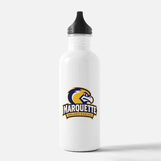Marquette Eagle Sports Water Bottle
