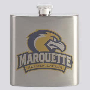 Marquette Eagle Flask