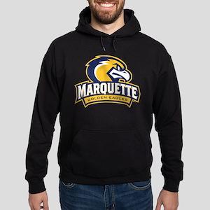 Marquette Eagle Hoodie (dark)