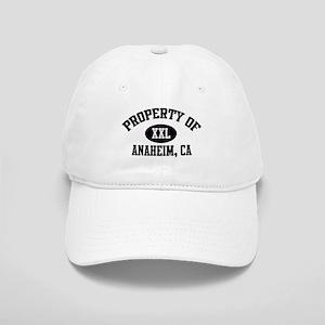 Property of ANAHEIM Cap
