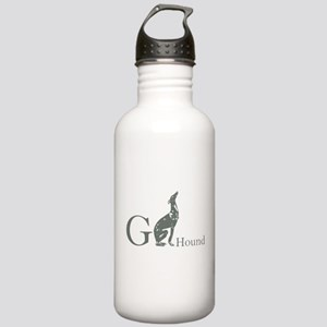 GreyhoundLogo Stainless Water Bottle 1.0L