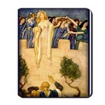 Lady of the Castle Mousepad