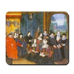Sir Thomas More & Family 1593 Mousepad