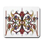 Medieval Beauty Mousepad