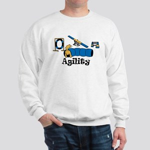 Agility Dog Sweatshirt
