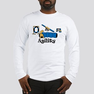 Agility Dog Long Sleeve T-Shirt