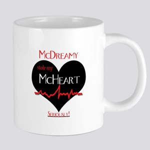 Grey's Anatomy Mc range Stainless Steel Travel Mug