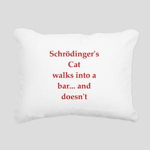 37 Rectangular Canvas Pillow