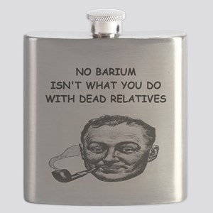 chemistry physics joke Flask