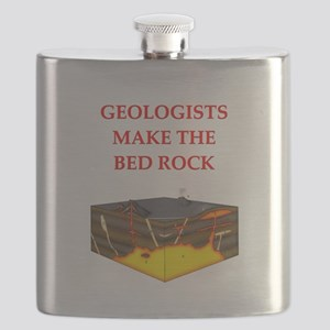 geology gifts Flask