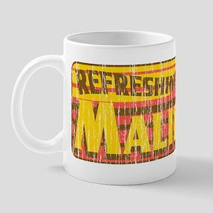 Refreshing Retro Malibu Mug