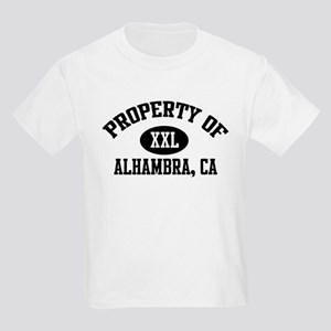 Property of ALHAMBRA Kids T-Shirt