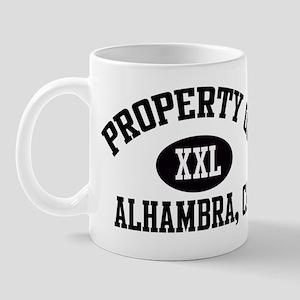 Property of ALHAMBRA Mug